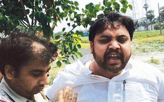 ED attaches properties of bihar topper scam bachcha rai