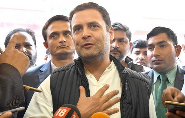 Rahul Gandhi pioneers a new kind of fasting for protecting communal harmony
