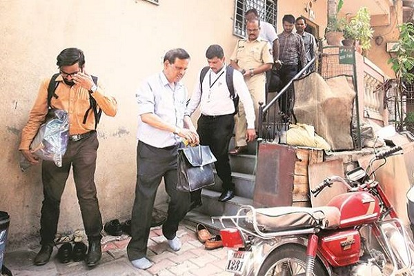 Cops conduct raids on Maoist linked individuals in connection with Bhima-Koregaon riots