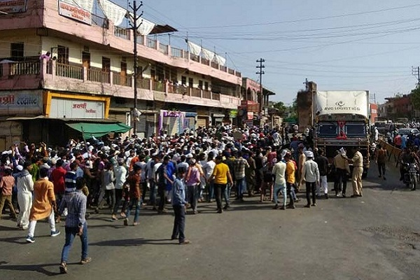 Role of Congress and AIMIM leaders suspected in MP's post Friday Namaz violence