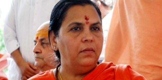 uma bharti misquoted by news channels
