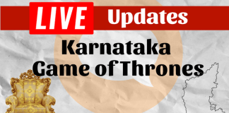 Live blogging of Karnataka trust vote
