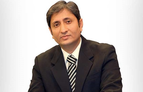 NDTV's Ravish Kumar shows more symptoms of getting paranoid, shares a new conspiracy theory
