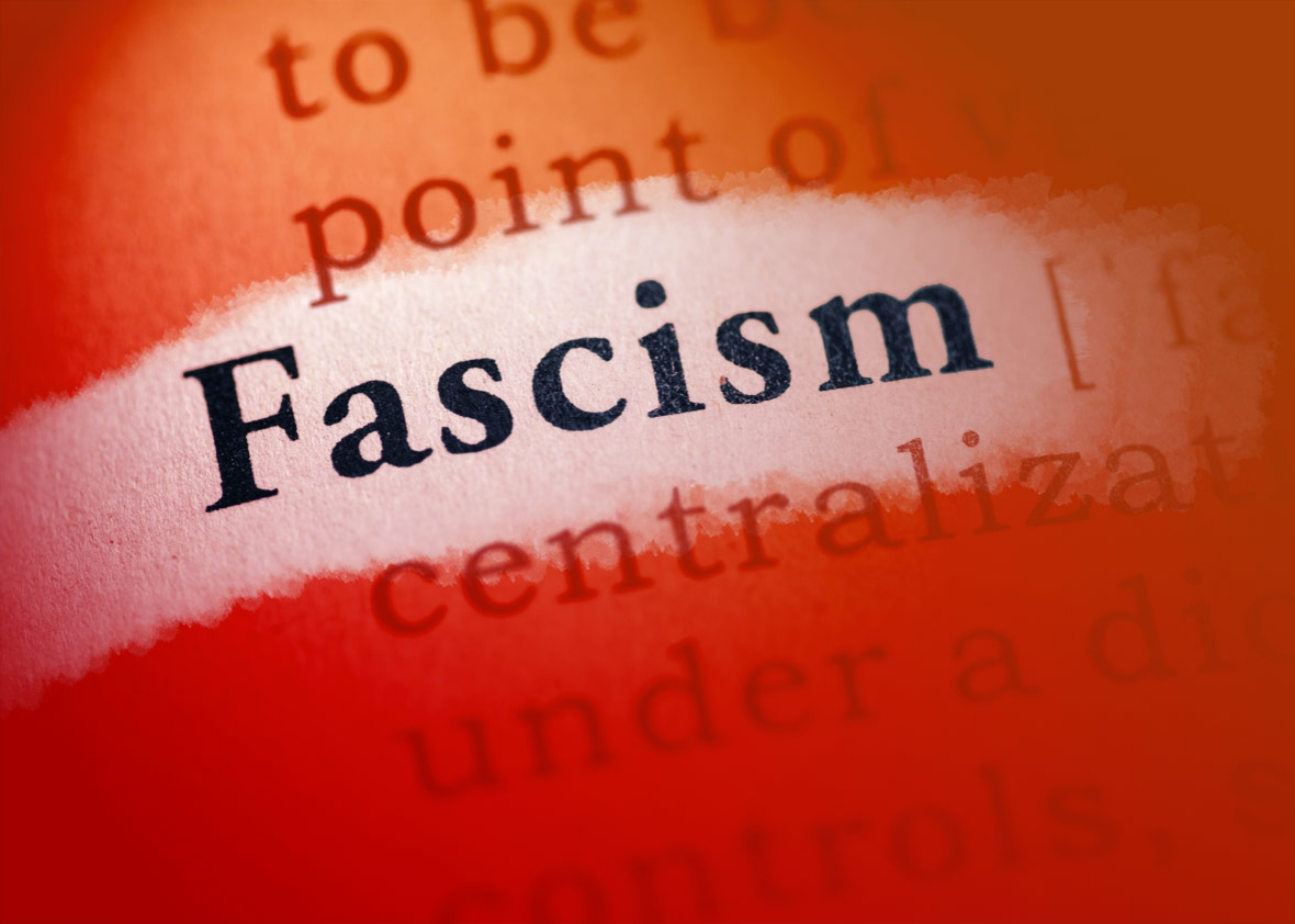Liberalism and Fascism: 5 ways in which 'liberals' are exactly the same as Nazis
