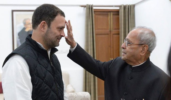 Repercussions of RSS headquarter visit? Rahul Gandhi to keep Pranab Mukherjee away from Iftar party