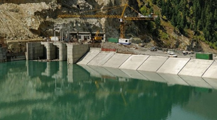 the 330 MW project is aimed to fulfil Jammu and Kashmir's energy needs