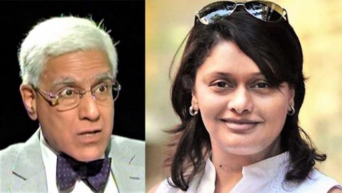 Regressive Karan Thapar?