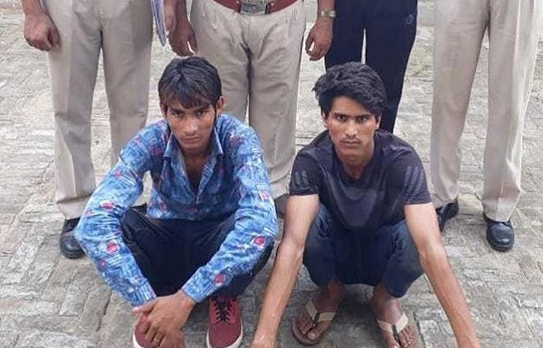 Haryana police arrest Jaffar and Saahukar Khan, two of the eight accused in gangraping a pregnant goat