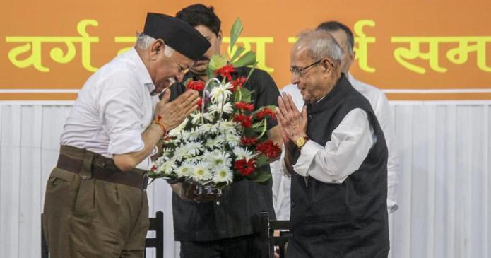 Ex-President Pranab Mukherjee to inaugerate villages he had adopted in 2016 under Smartgram in Haryana