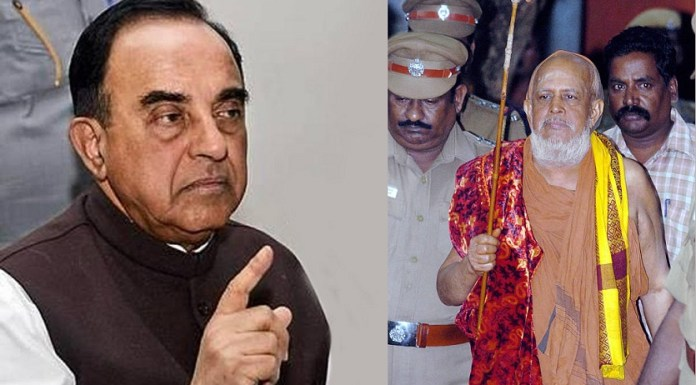 Subramanian Swamy and the RSS