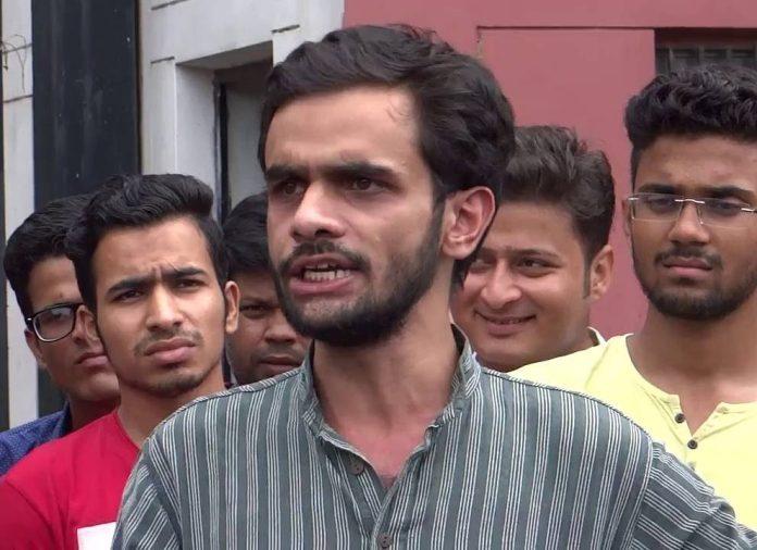 Umar Khalid sent into 10 days of police remand