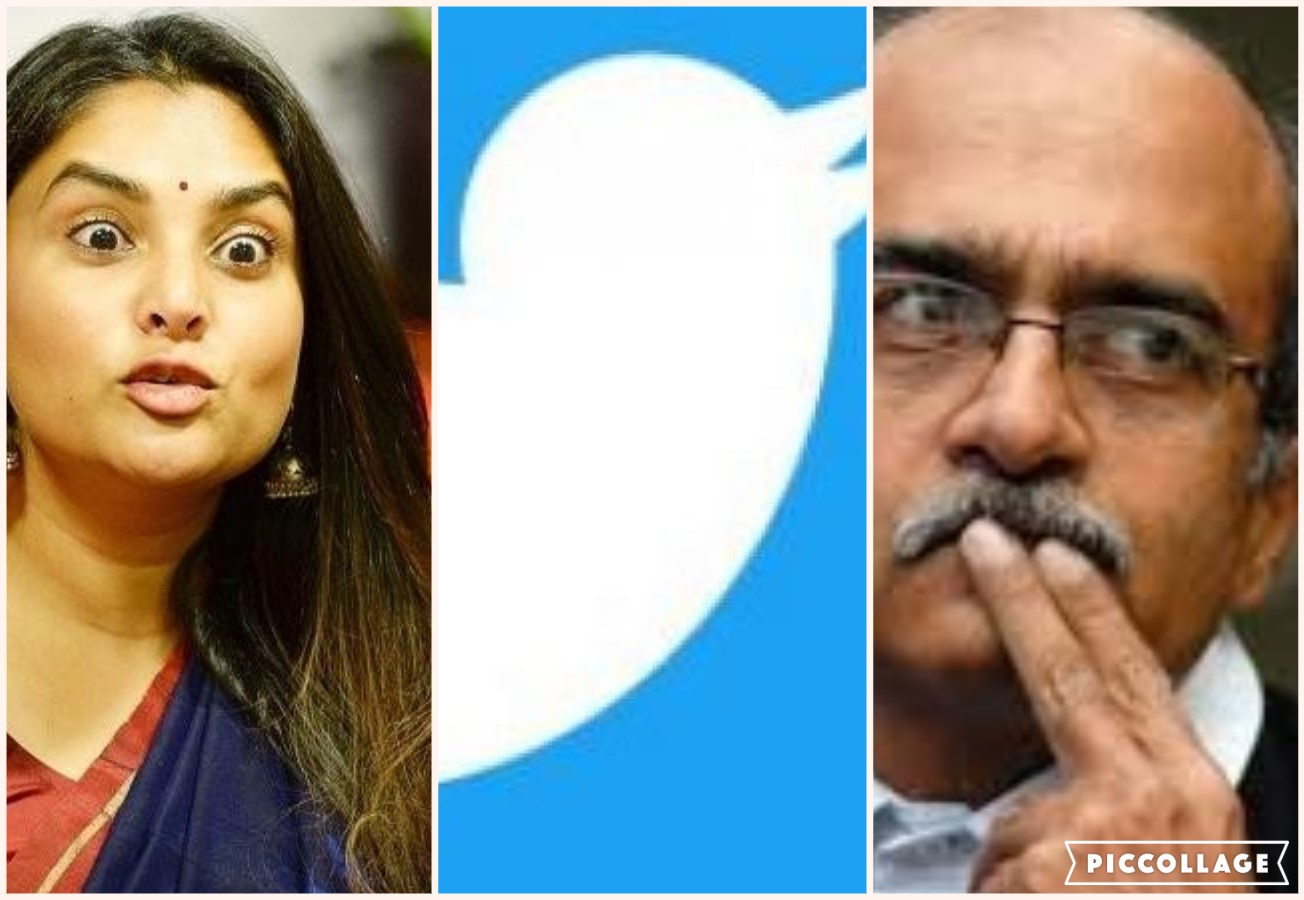 Divya Spandana, Prashant Bhushan share 'news' from dubious website 'IndiaScoops' to prove Rafale is a 'scam'