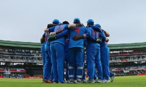 BCCI tweeted picture of Indian team
