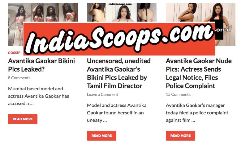 Why are 'senior lawyers' and Congress IT cell promoting this soft-porn website?