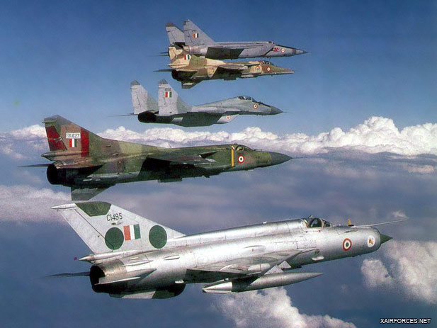 The evolution of India's air power in global times