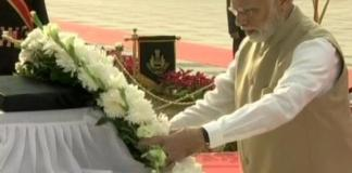 PM Modi at Police Commemoration Day