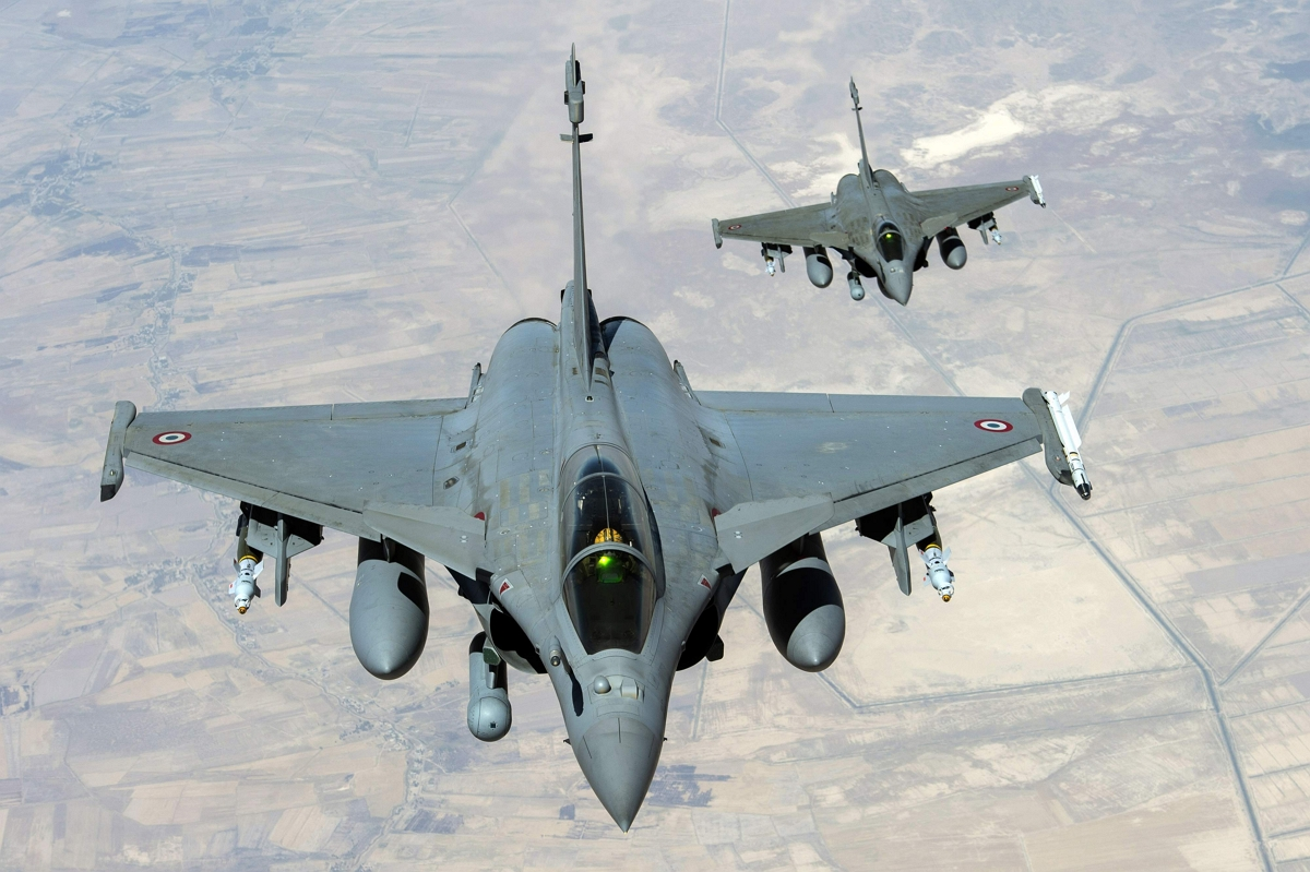 Breaking: Attempted break-in carried out at IAF Rafale project management team in Paris suburb - Opindia News