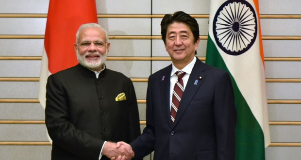 Modi-Abe summit scheduled in Guwahati called off amidst NE protests