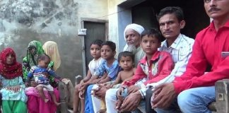 20 Muslims of a family convert to Hinduism