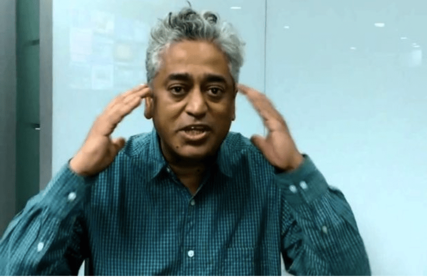 No Rajdeep, there is no reason to thank Imran Khan for the homecoming of Hamid Ansari. Here is why