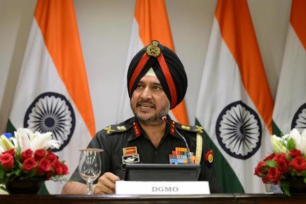 Lt Gen Ranbir Singh trashes Pakistan's threat