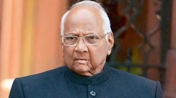 Sharad Pawar had lied before the Justice Srkrishna Commission