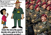 Liberals need to shut up about the Indian Army