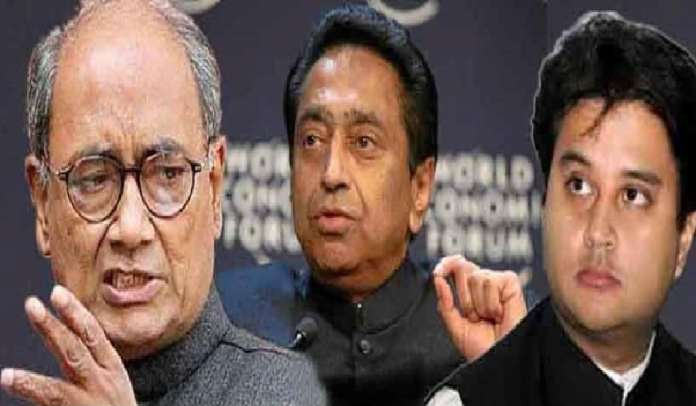 Digvijay Singh may have played a key role in Scindia's ouster from MP Congress