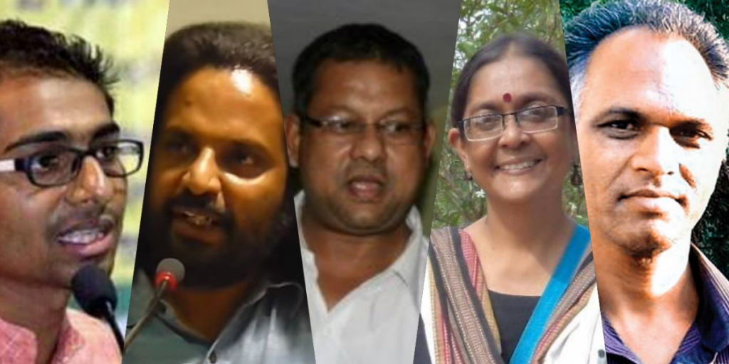 opindia.com - OpIndia Staff - Elgaar Parishad chargesheet: Arrested Urban Naxals were planning to incite Dalits, overthrow democratic system