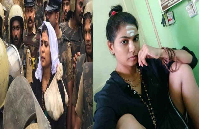 Activist Rehana Fathima Who Tried To Desecrate Sabarimala Arrested For Hurting Religious Sentiments In Facebook Post