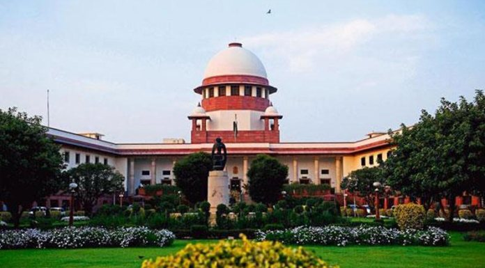 Petitioner Gopal Singh Visharad has moved to SC seeking early hearing of the Ayodhya land dispute case
