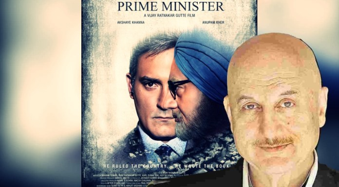 Anupam Kher talks to OpIndia
