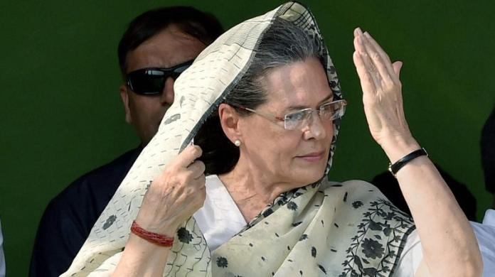 Sonia asks West Bengal Congress leaders to plan joint movements with the left front, for an alliance for the assembly elections against the ruling TMC and fast emerging BJP