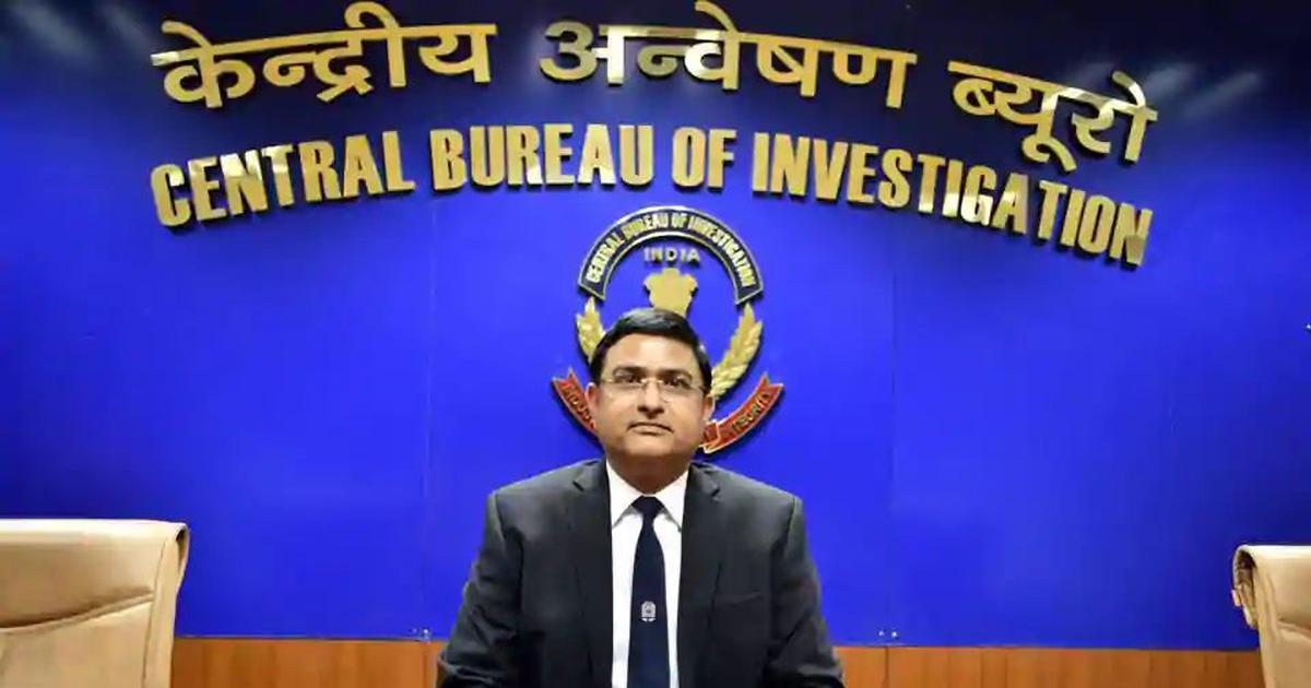 Four IPS officers including Special Director Rakesh Asthana moved out of CBI