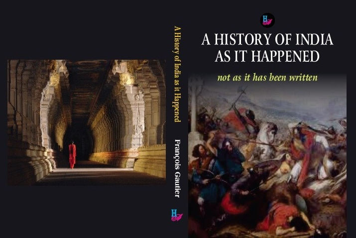 A history of India as it happened: Not as it has been written