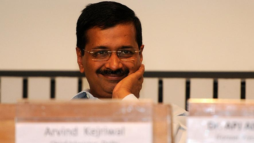 Kejriwal shields Congress while tweeting about Emergency on its 44th anniversary