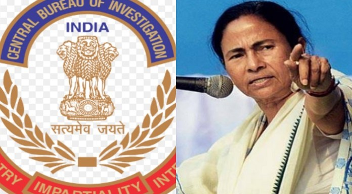 Several IPS officers are under CBI probe for involvement in Bengal's major scams