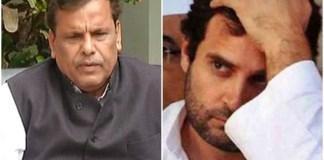 Srikant Jena threatens to expose Congress President Rahul Gandhi