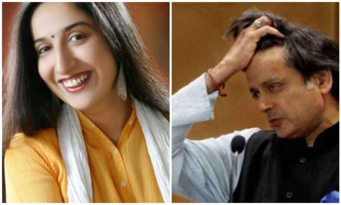 Swati Chaturvedi interviewed Shashi Tharoor
