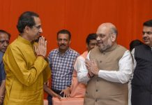 Another chapter in the love-hate relationship: BJP and Shiv Sena alliance puts NDA in the poll position in Maharashtra