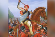 How Rani of Jhansi escaped the Nehruvian hammer of oblivion