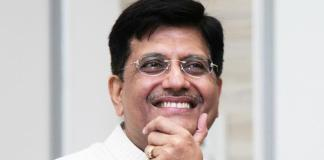 Piyush Goyal was also the recipient of the prestigious Carnot Prize in 2018