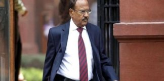 Ajit Doval attends CRPF parade in Gurugram