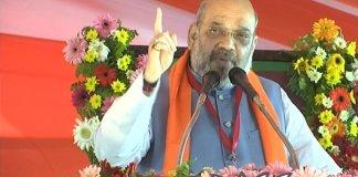 Amit Shah in Chhattisgarh