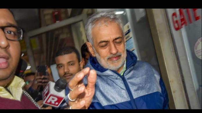 Deepak Talwar hadd allegedly funnelled money received as kickbacks into a hospitality venture owned by his family