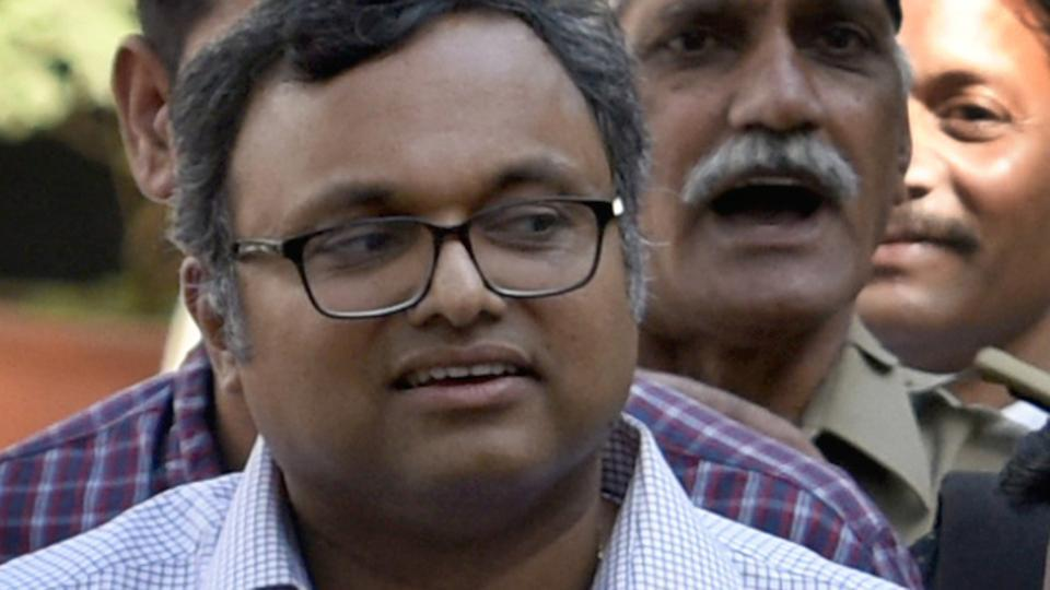 Where is the NYAY? They were promised Rs 500 each to welcome Karti Chidambaram, they got only Rs. 32 each