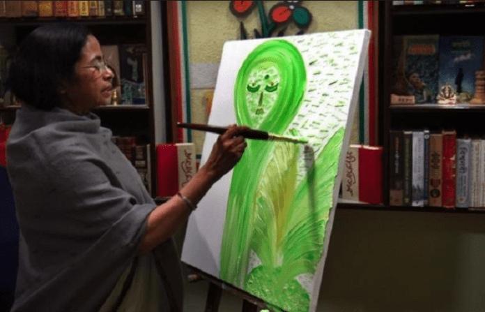 Report claim TMC raised money through sale of CM Banerjee paintings to ponzi firm owners