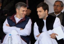 NC-Congress alliance announced in Jammu and Kashmir