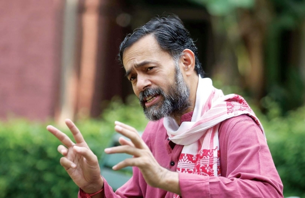 Yogendra Yadav's article in The Print is malicious, biased and a sign of frustration