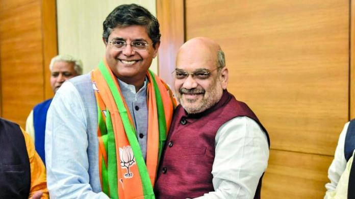 Jay Panda declared BJP's spokesperson and national Vice President